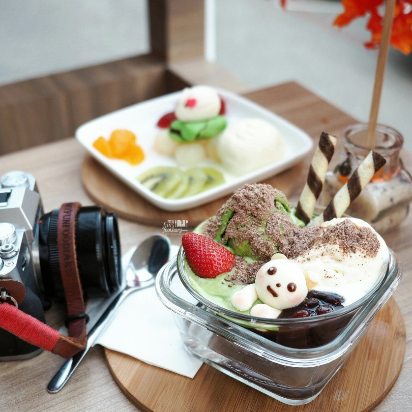 Happy Dessert Time at Milky Bean PIK by Myfunfoodiary