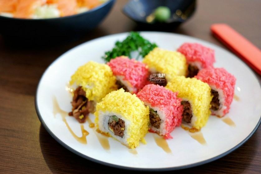 Himawari Crispy Roll at Sushi Naru by Myfunfoodiary
