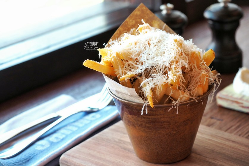Posh Chips at Jamie's Oliver Bali by Myfunfoodiary