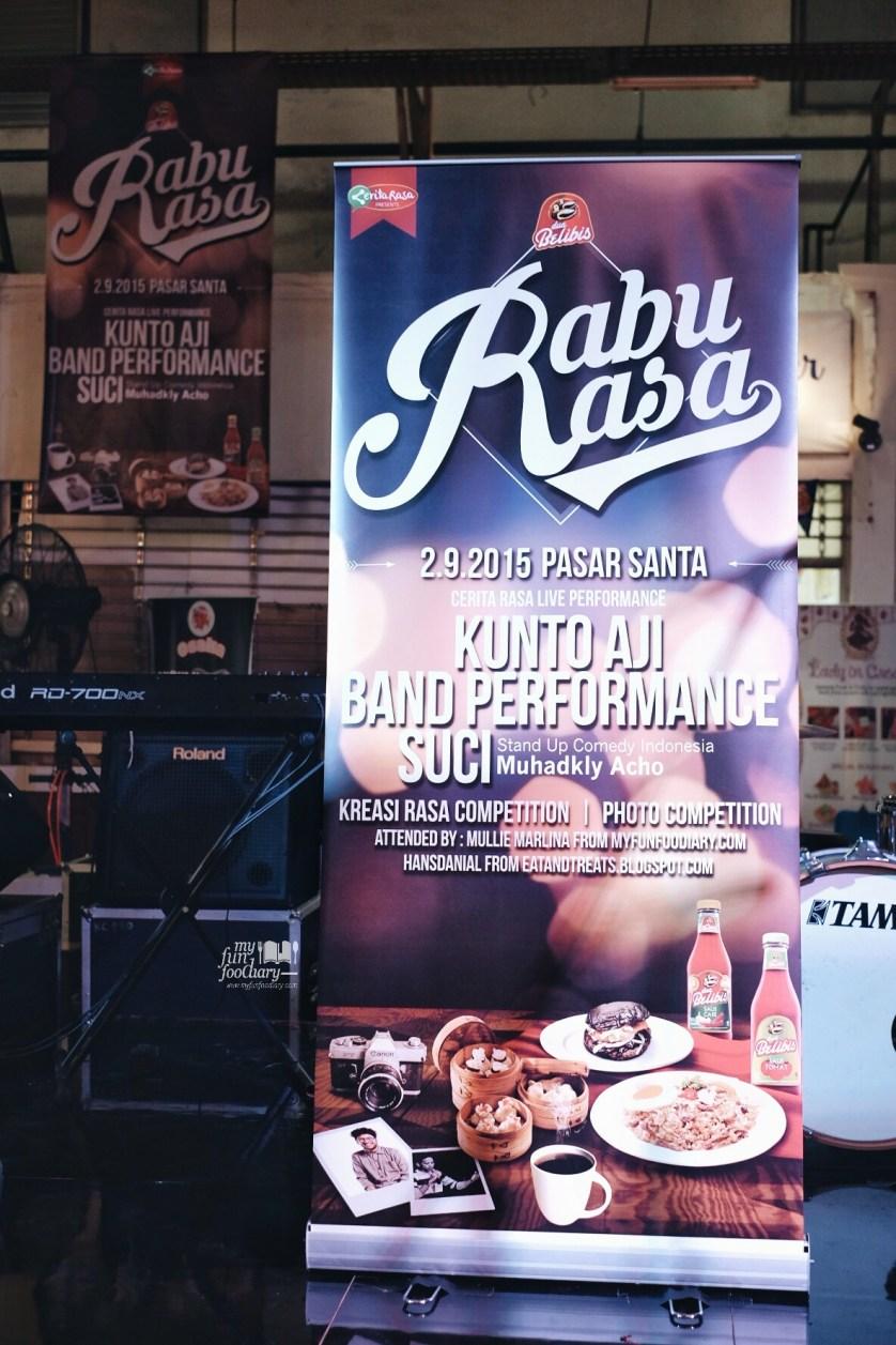 Special Event at Pasar Santa Rabu Rasa by Myfunfoodiary