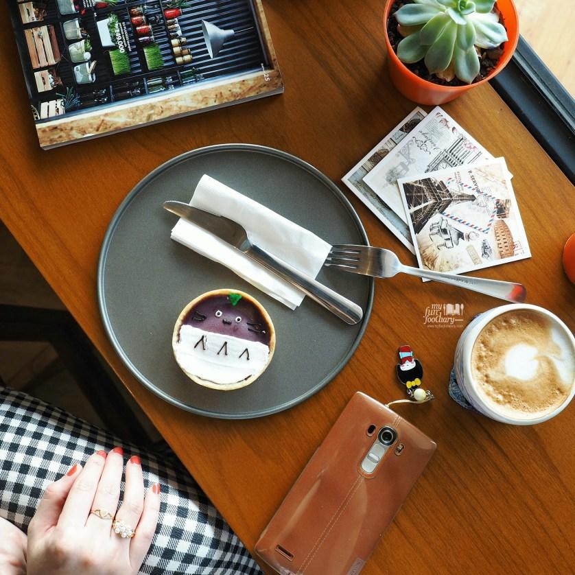 Tororo and Caramel Latte at Asagao Coffee by Myfunfoodiary