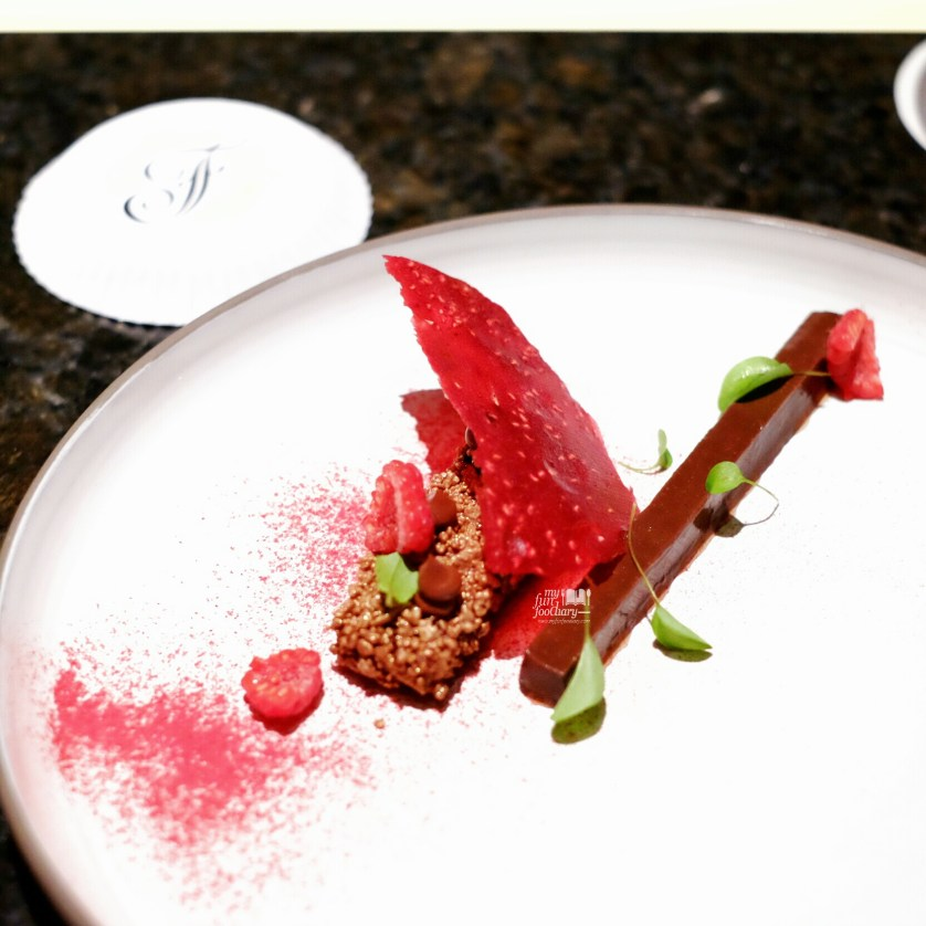 Dessert Surprise at The View Gastro Bar by Myfunfoodiary