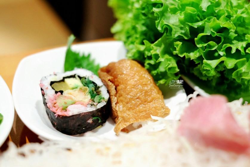 Sushi Rolls at Kim Sat Gat by Myfunfoodiary