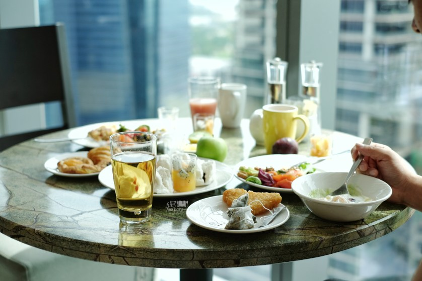 Eat Well at Westin Singapore for buffet breakfast by Myfunfoodiary