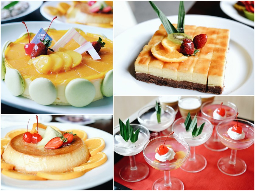 Various Dessert and Cakes at Grand Mercure Kemayoran by Myfunfoodiary