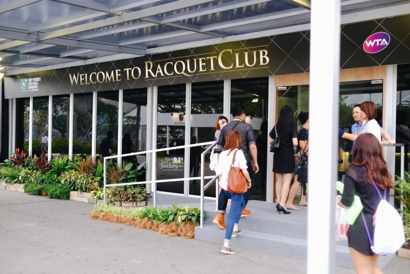 Welcome to Racquet Club by Myfunfoodiary