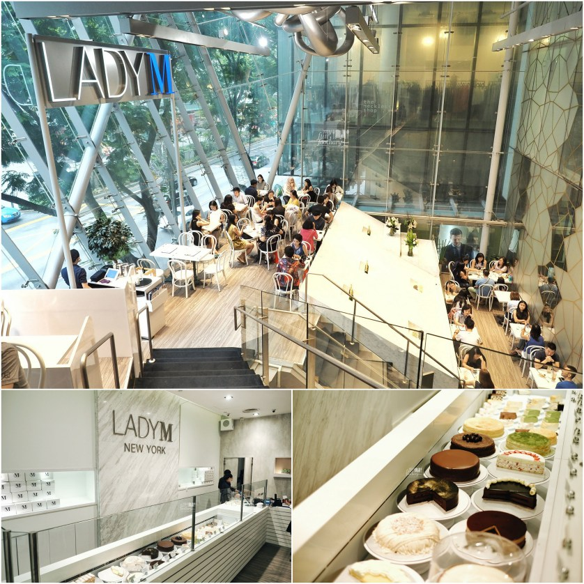 Ambiance Lady M Orchard Central by Myfunfoodiary