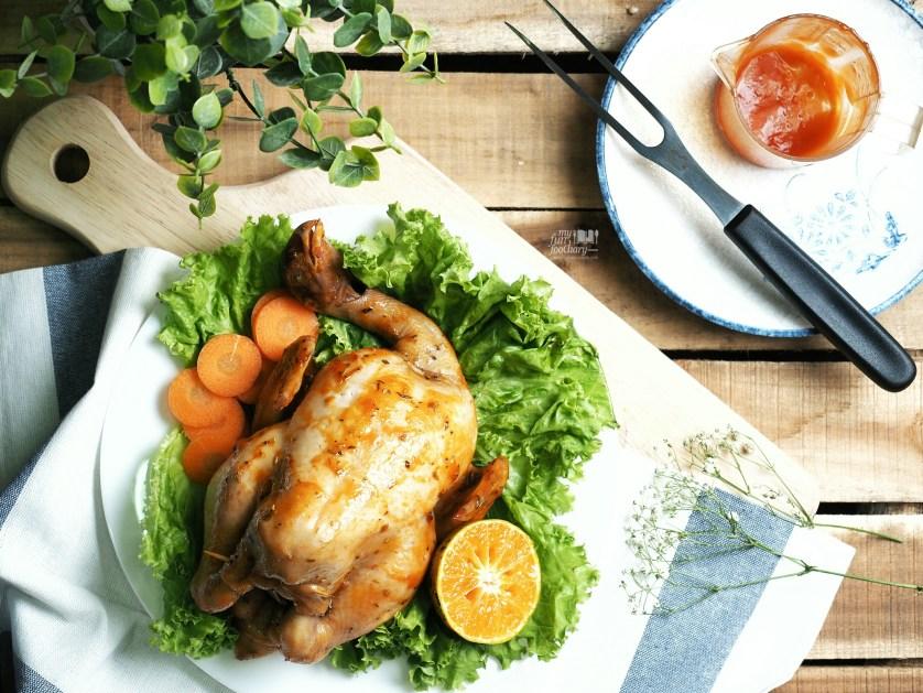 BQ Roasted Chicken by Mullie