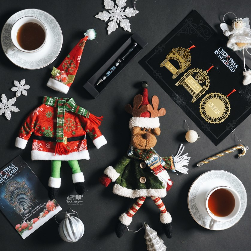 Christmas Wonderland Gifts from Ms Sarah Martin, Director of Blue Sky Events