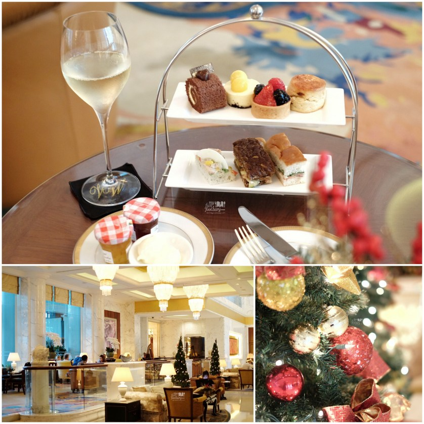 Complimentary High-Tea and Wine at Valley Wing Lobby Lounge Shangri-La Singapore by Myfunfoodiary
