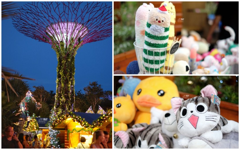 Cute Stuff at The Festive Markets Christmas Wonderland at Gardens By The Bay by Myfunfoodiary
