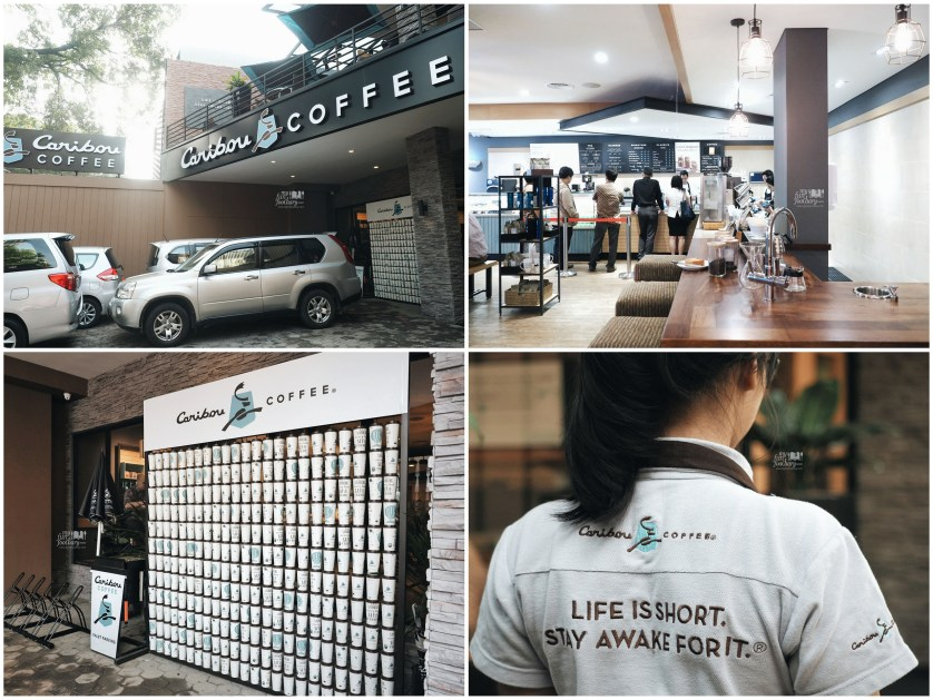 Exterior Look at Caribou Coffee Senopati by Myfunfoodiary
