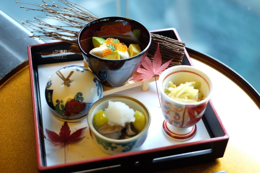 Kaiseki Lunch at Nadaman Restaurant Shangri-La Singapore by Myfunfoodiary 02