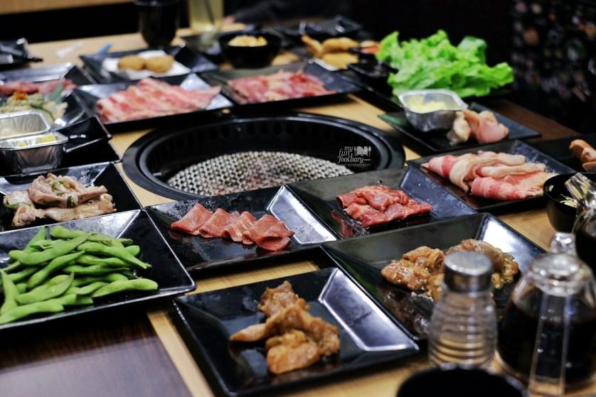 Japanese Grill BBQ All You Can Eat at Gyukaku Lippo Mall Puri by Myfunfoodiary 01