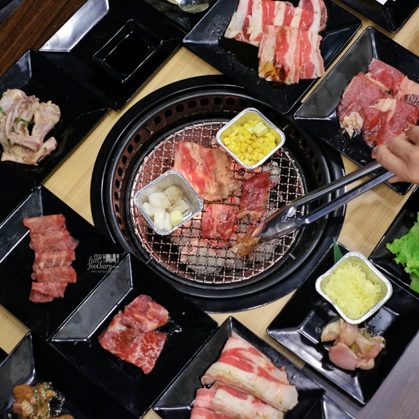 Japanese Grill BBQ All You Can Eat at Gyukaku Lippo Mall Puri by Myfunfoodiary