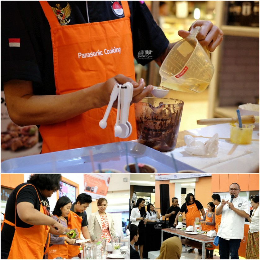 Panasonic Kitchen Tools Experience at MKG by Myfunfoodiary