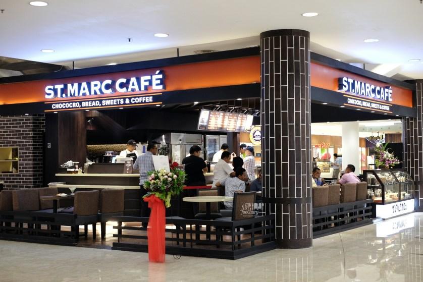 St Marc Cafe Jakarta Senayan City by Myfunfoodiary 01