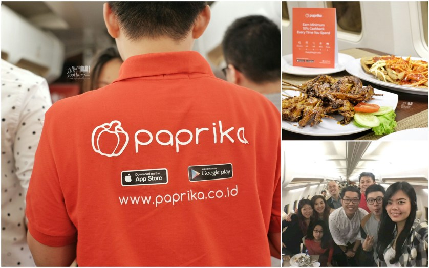 Paprika Apps Launch at Taman Santap Rumah Kayu Ancol by Myfunfoodiary