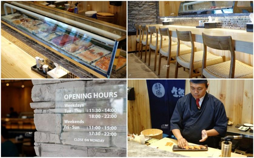 Sushi Bar at Nama Sushi by Myfunfoodiary
