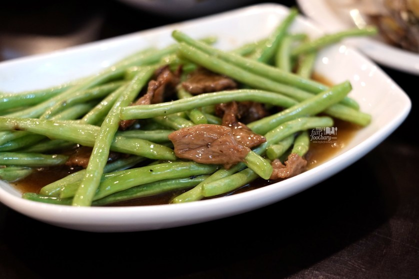Minced Beef with Vegetables at Thai Chada by Myfunfoodiary