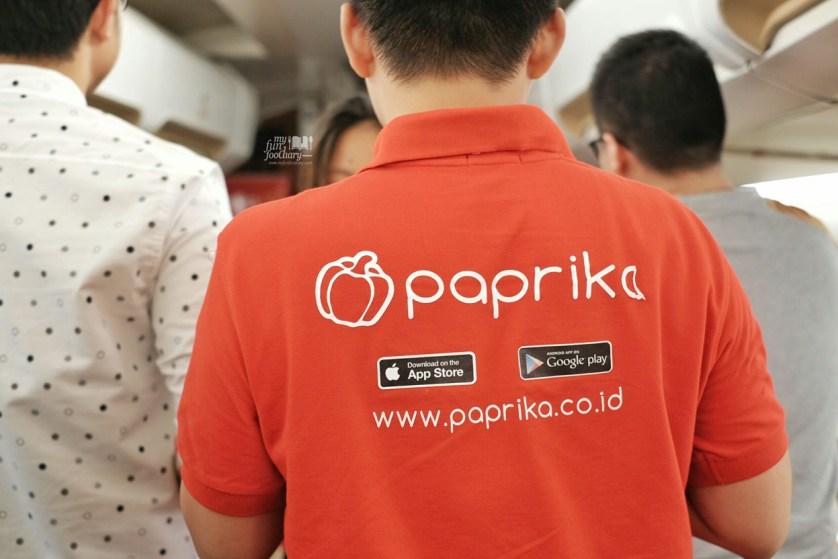 Paprika Apps Event at Taman Santap Rumah Kayu Ancol by Myfunfoodiary rev