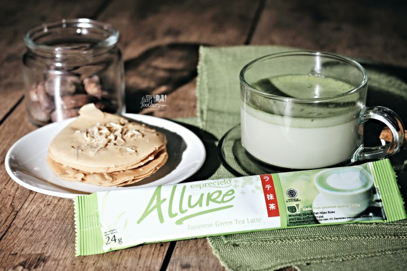 Allure Green Tea, Esprecielo Indonesia