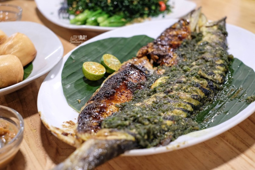 Ikan Alu-Alu Cabe Ijo at Cabe Ijo Seafood by Myfunfoodiary