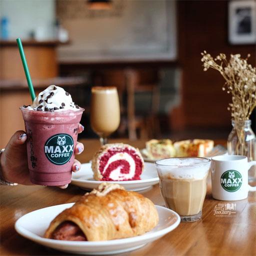 Maxx Coffee Kartini Promo awareness by Myfunfoodiary