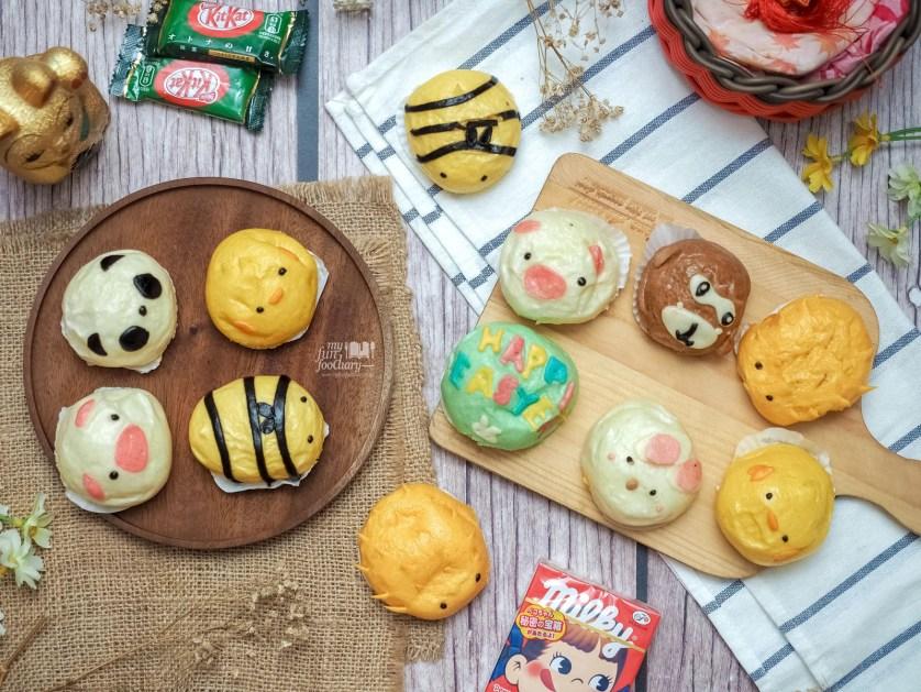 Various Cute Pao at Poppao using LaKupon by Myfunfoodiary rev