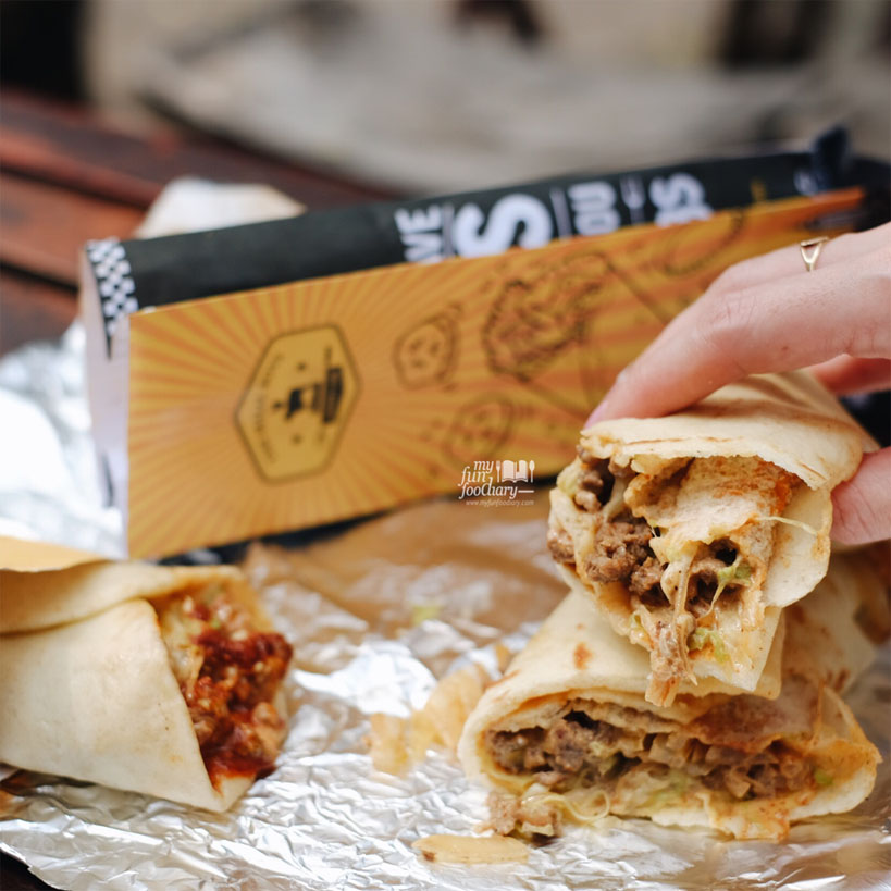 New product - Kebab for The Halal Boys by Myfunfoodiary