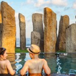 [BALI] Wonderful Dine with Awesome Sea Views at the Standing Stones