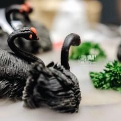 [NEW SPOT] Li Feng Restaurant For Black Swan Dumpling & Cantonese Cuisine at Mandarin Oriental Jakarta
