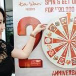 [NEW POST] Ta Wan 20th Anniversary – Wheel of Fortune & Gratis Bubur Setahun!!