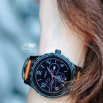 [NEW POST] Fossil Q Marshal Brown Leather Smartwatch