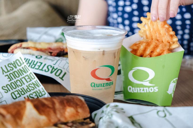 Quiznos Buy 1, Get 1 Free Pulled Pork Subs on 5/16!  Quiznos Deli Sub