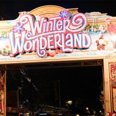 [LONDON] Winter Wonderland – Christmas Festive Hyde Park 2016