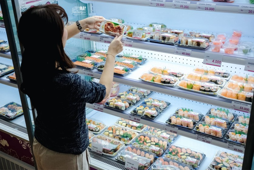 It was AEON Sushi, and it's true! Yay! As we all know, AEON Sushi is the  first sushi market concept available at AEON Mall BSD City, the first AEON  Mall in ...