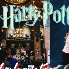 [NEW] Harry Potter Theme Cafe at Take A Bite, Pluit