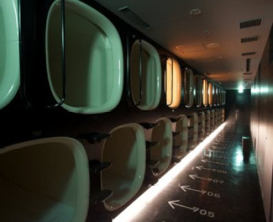 9 hours hotel in japan