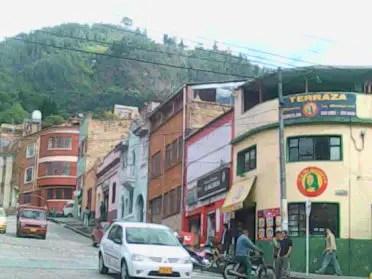 Bogota cafes