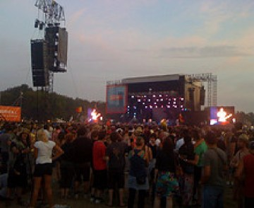 sziget festival in hungary