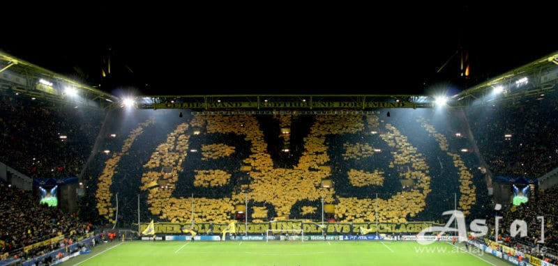 Dortmund - One of the best cities for football