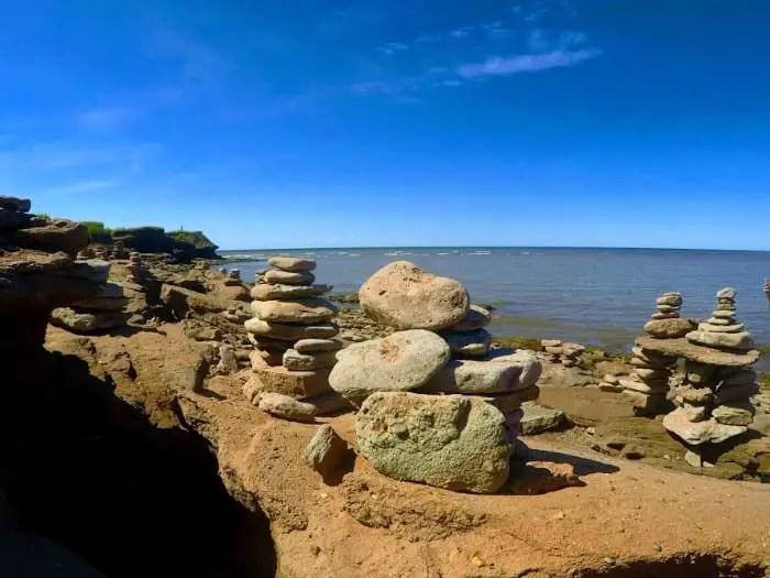 Visiting North Cape, PEI