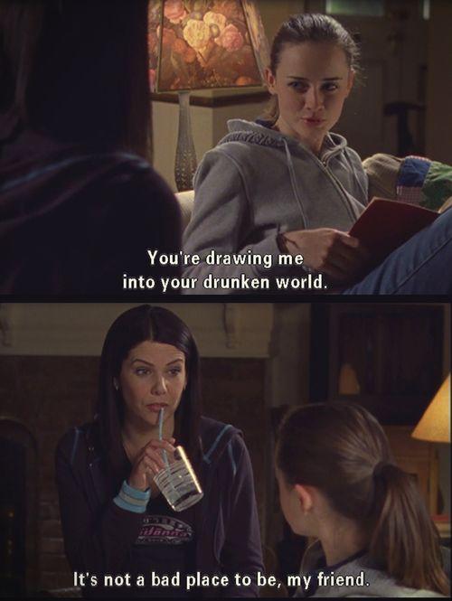 Image result for Gilmore Girls Meme