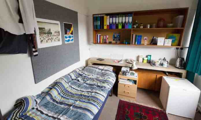 How do I get student accommodation in the UK