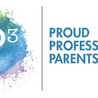 #FamilyIsLove campaign from P3: Proud. Professional. Parents