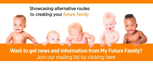 Sign up to the My Future Family newsletter image