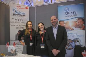 The team from CReATe Fertility Centre in Canada