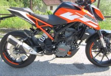 ktm duke 125 launched in india price features and review