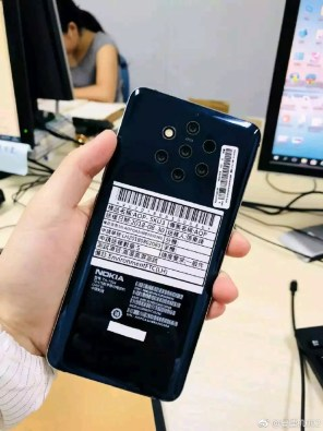 Nokia 9 Pure with 5 camera to launch soon , release date , specs , features